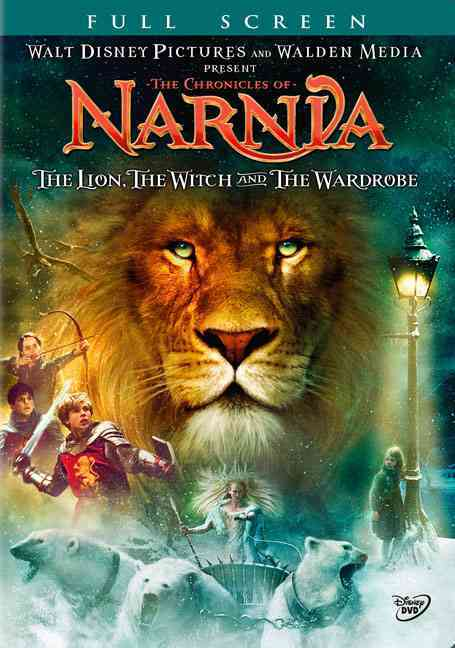 CHRONICLES OF NARNIA:LION THE WITCH A BY HENLEY,GEORGIE (DVD)