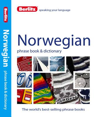Berlitz Norwegian Phrase Book and Dictionary By Berlitz International, Inc. (COR)